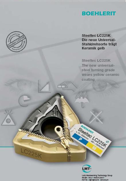 Универсальный сплав Steeltec LC225K