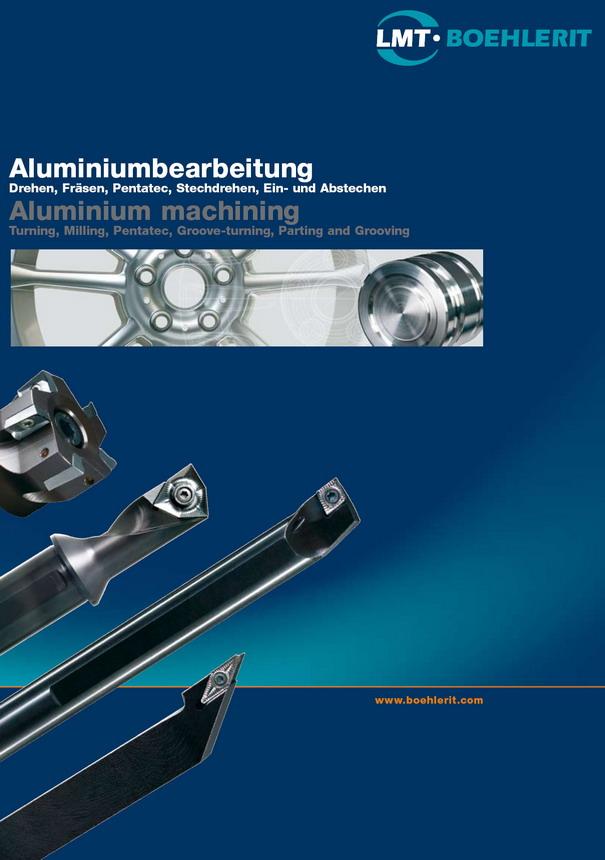 Обработка алюминия